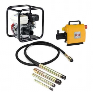 Маятниковые вибраторы с внешними приводами