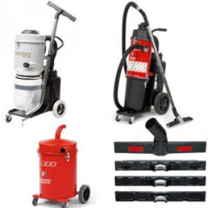 Пылесосы, пре-сепараторы, очистители воздуха и аксессуары