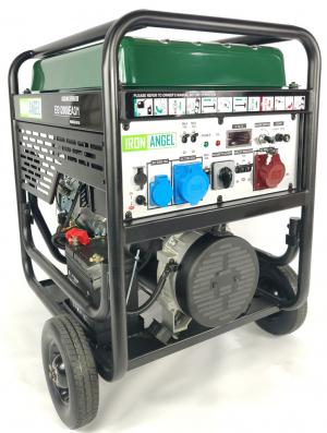 Аренда бензинового генератора мощностью 10 кВт