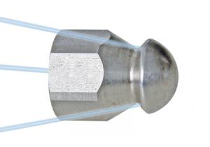 Аренда роторной форсунки для чистки труб drainclean 5 - 500 бар, размер 060
