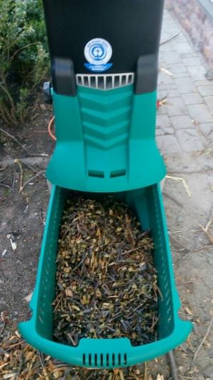 Аренда садового измельчителя Bosch AXT 25 TC