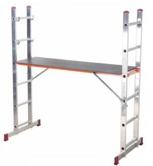 Аренда строительного лестничного помоста 2х6