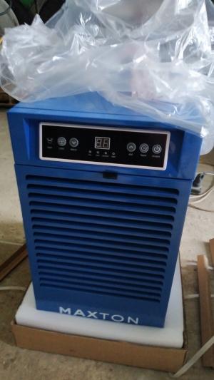 Аренда промышленного осушителя воздуха Maxton MX-50L
