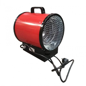 Аренда электрической тепловой пушки мощностью 3 кВт