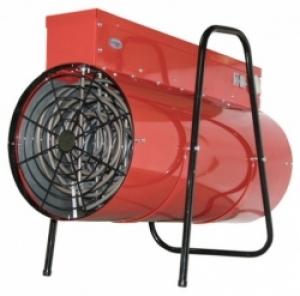 Аренда электрической тепловой пушки мощностью 18 кВт
