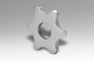 Фреза 6-pt. Ø 45 x 15 x 6 mm