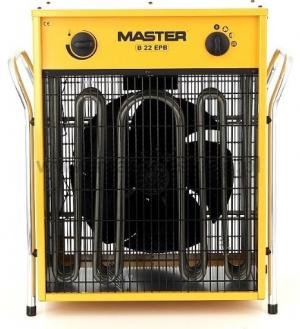 Аренда электрического нагревателя с вентилятором