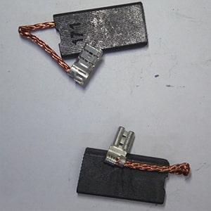 CB-171/194412-8 Угольные щетки отбойника Makita