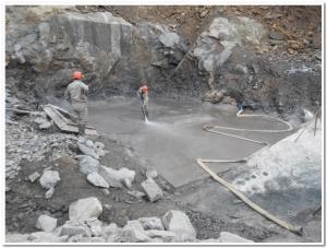 Аренда водоструйного аппарата Falch R5 (500 бар)