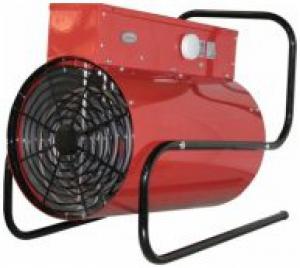 Аренда электрической тепловой пушки мощностью 15 кВт