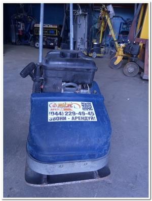 Аренда виброплиты прямого хода с бензиновым двигателем 50 кг