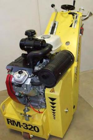 Аренда роторно-фрезеровальной машины  ROTO-MAT RM-320