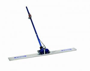Аренда полутёрка  ручного плавающего, планка 2,0 м, ручка составная  длиной 4 м