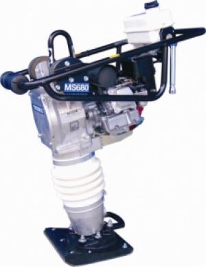 Аренда вибротрамбовки Tremix с двигателем Honda GXR120 3 кВт